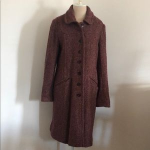 Vintage style coat from H&M